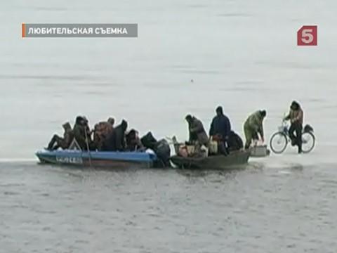 спасение рыбаков в калининграде