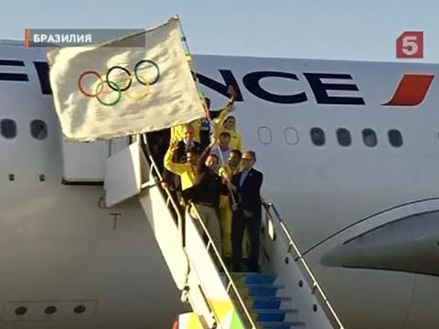 олимпийский флаг картинка