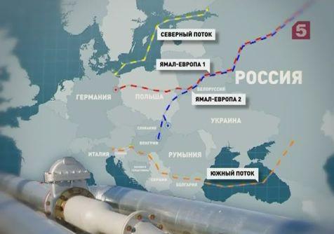 «Газпром» собирается строить