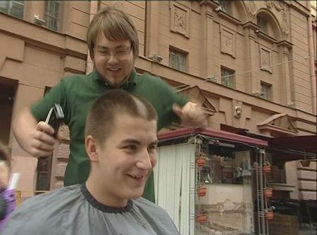 Как отрастить соженые волосы