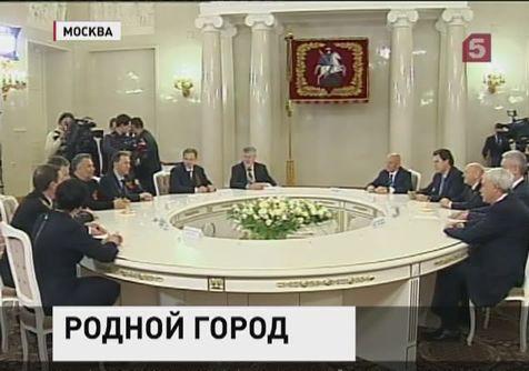 Москва и Севастополь заключили соглашение о сотрудничестве