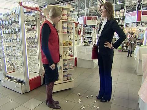 Актив что делать если случайно разбил товар в магазине вступившие силу редакции