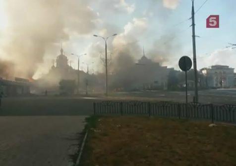 Армия Новороссии взяла под контроль одну из основных трасс Донбасса