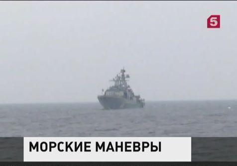 В Средиземном море завершились учения кораблей российского флота