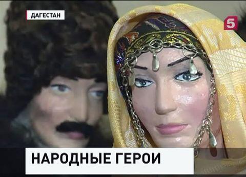 В Чечне займутся массовым производством национальных кукол