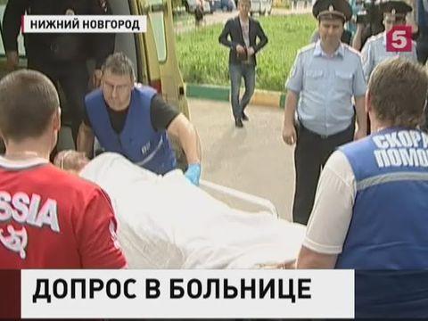 Олег Белов признал вину в убийстве матери, жены и