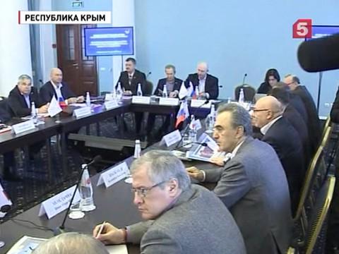 В Севастополе прошло  заседание Центрального штаба ОНФ