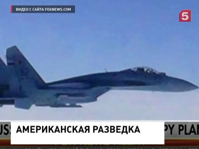 Минобороны РФ: Самолеты-разведчики США дважды приблизились к границе РФ