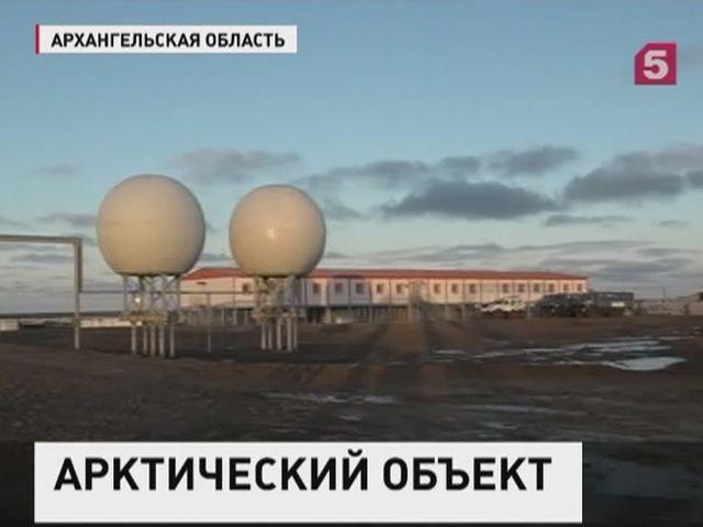 На Земле Франца Иосифа завершается строительство военной базы «Арктический трилистник»
