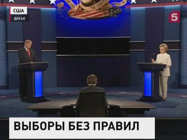 Владимир Чуров: уровень предвыборной гонки в США очень низок