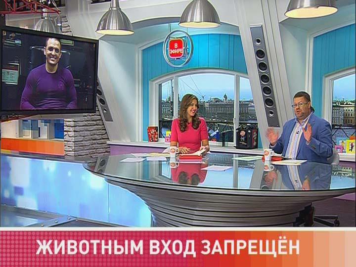 День добрых дел пятый канал запустил еженедельную