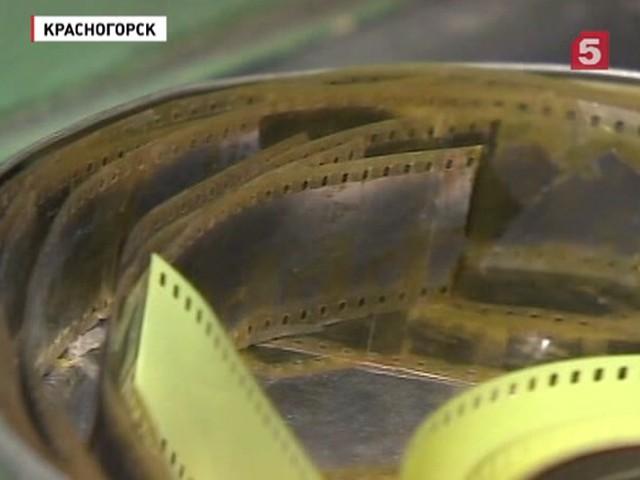 Нижегородские реставраторы восстановили неизвестную ранее киноплёнку
