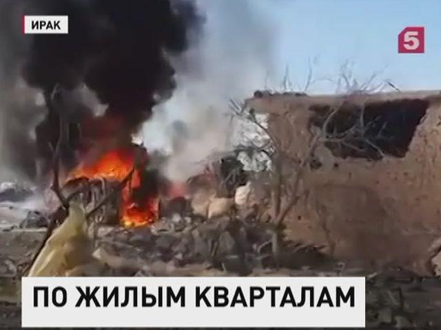 В Ираке более 70 мирных жителей погибли в результате авиаудара