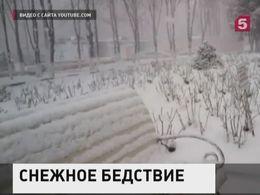 Юг России во власти мощного циклона