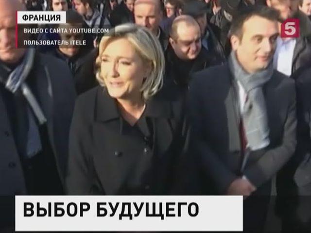 Марин Ле Пен обещала отказать детям нелегалов в медпомощи и образовании