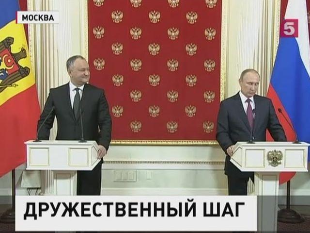 Владимир Путин ответил на вопросы о Трампе и выборах в США
