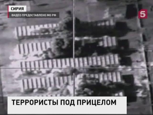 Самолеты РФ и Турции нанесли удары по ИГ в Алеппо