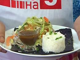 Витаминный салат по-пекински