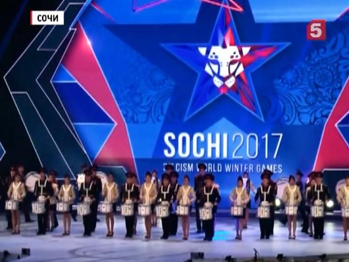 Олимпийский парк Сочи оккупировали военные. Исключительно смирными целями
