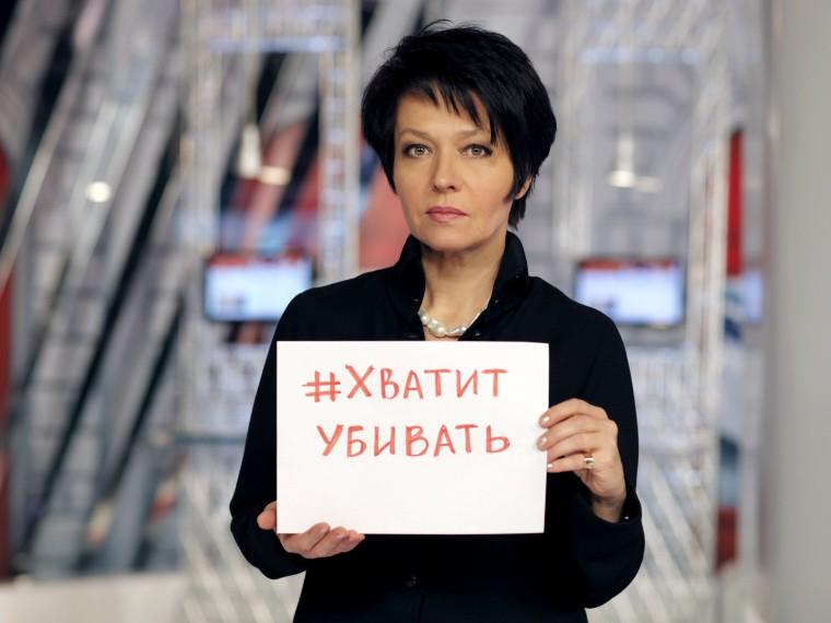 Рен ТВ проведет музыкальный марафон в защиту детей Донбасса