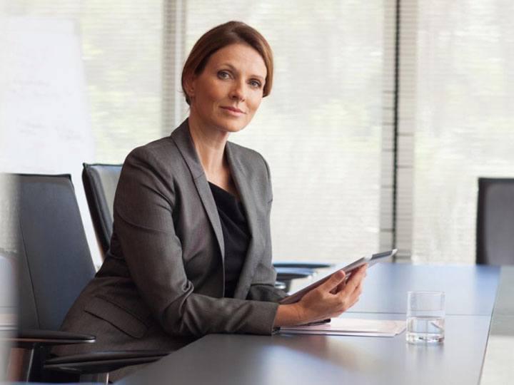 Треть владельцев бизнеса вРоссии— женщины