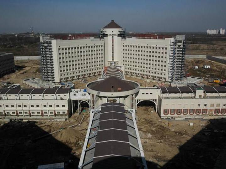 Генподрядчик строительства изолятора «Новые Кресты» подозревается врастрате60млн рублей