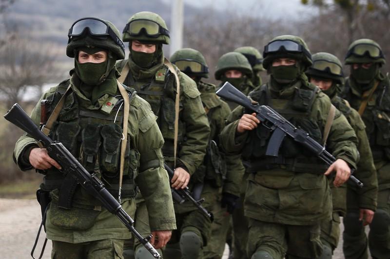 Президент Литвы заявила: «Зеленые человечки непройдут»