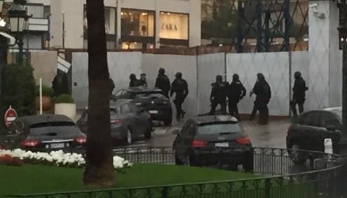 Устроили пожар иограбили бутик Cartier воры вцентре Монако ФОТО