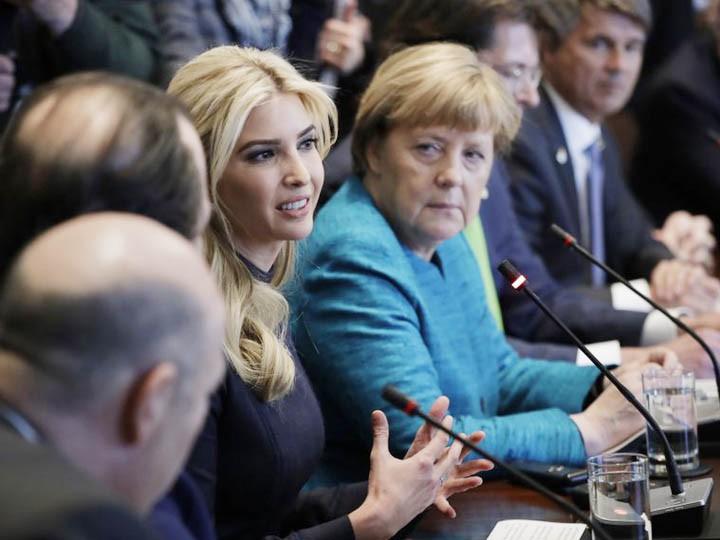Иванка Трамп примет участие вженском саммите вБерлине