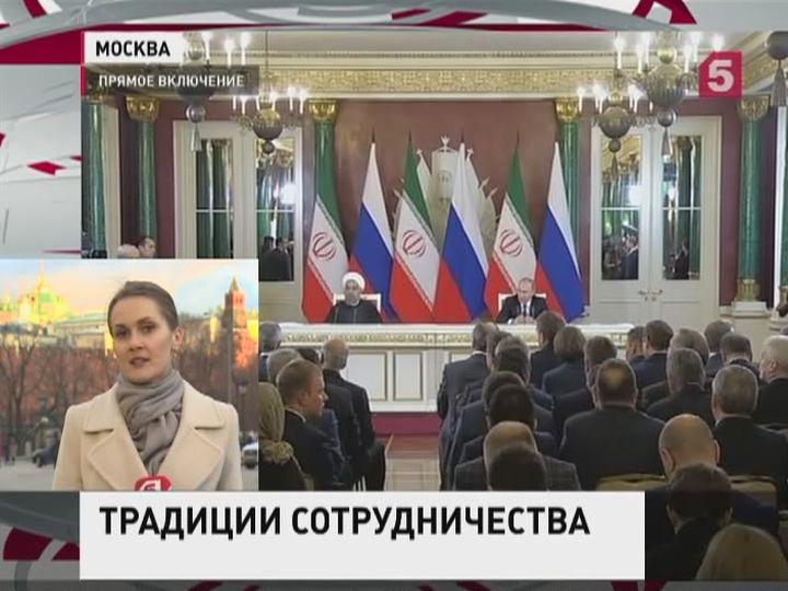 Россия иИран будут вестисовместную борьбу сзапрещенным ИГ