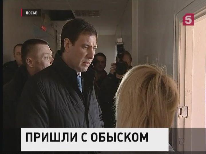 Вдоме экс-губернатора Челябинской области Михаила Юревича проходят обыски