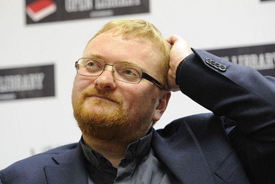 Все правильно сделал: депутат Милонов озапрете навъезд наУкраину