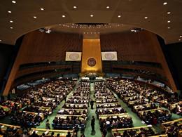 Израиль сокращает взносы вООН на2 миллиона долларов