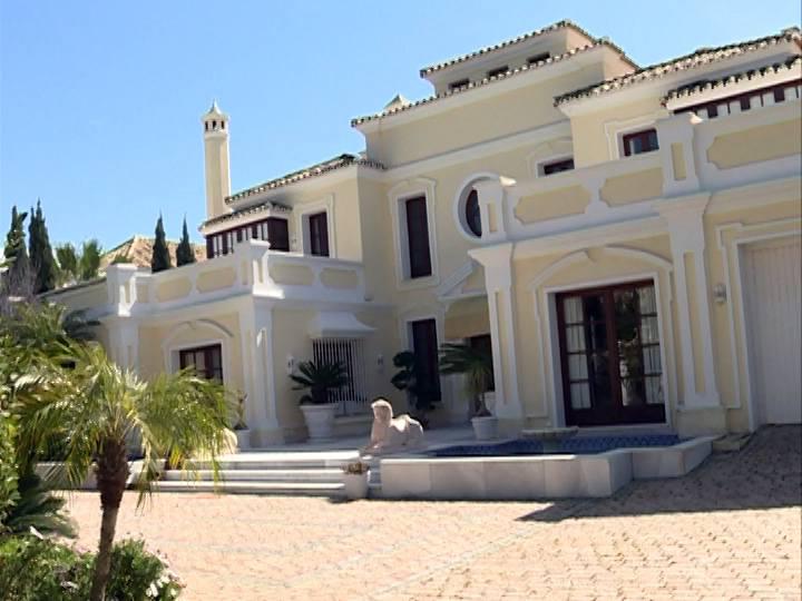 Недвижимость порошенко в испании фото
