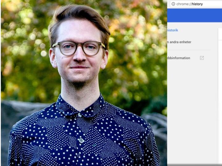 Шведвыставил напродажу свою историю браузера дотого, как это сделает его провайдер