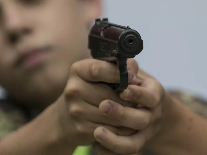 Немецкий подросток планировал массовый расстрел всвоей школе