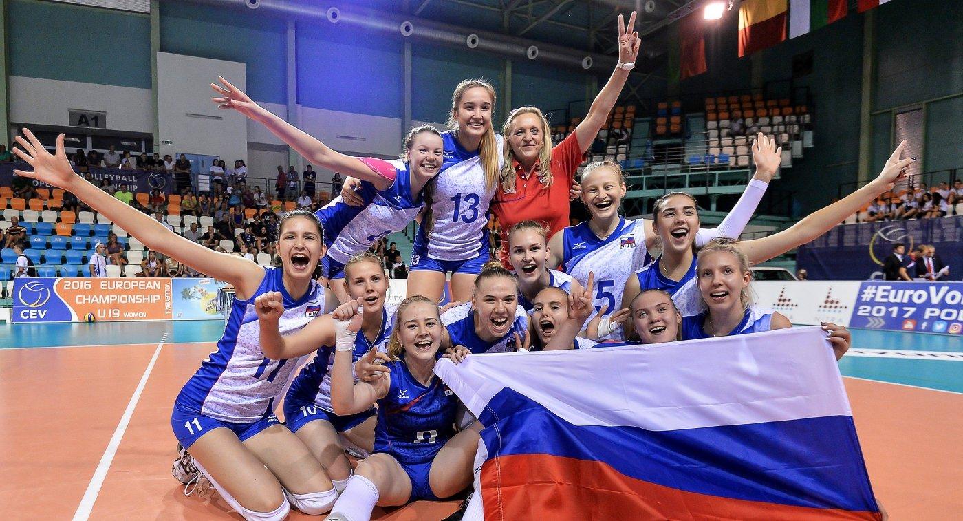 Волейбол девушки россия болгария результат игры