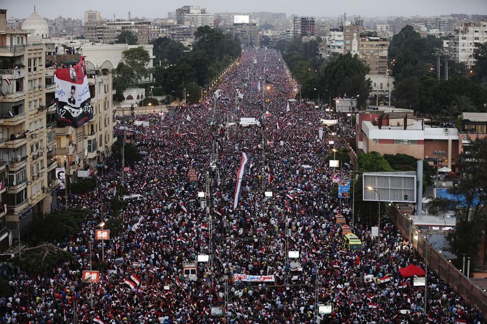 20 исламистов ждут расстрела вегипетской тюрьме