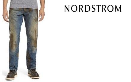 Дочь президента США торгует грязными джинсами