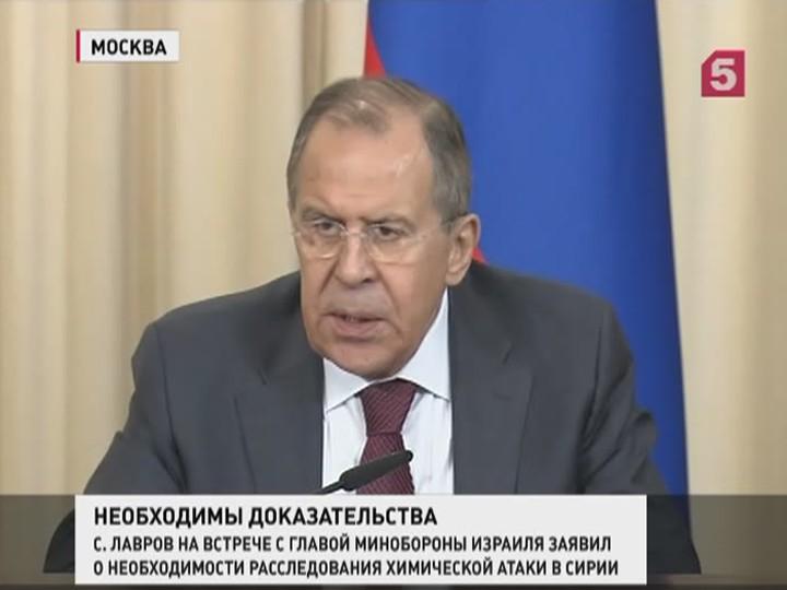 Лавров: РФиСаудовская Аравия одинаково оценивают угрозу ИГ