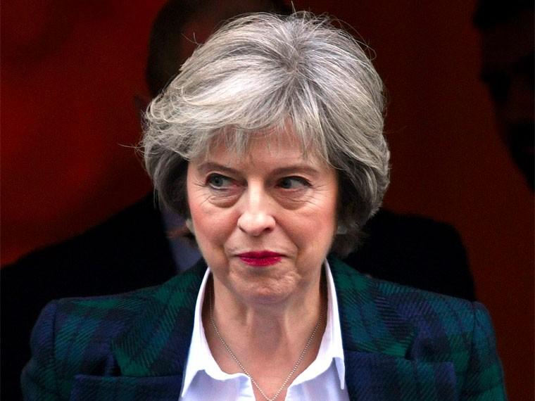 Тереза Мэй обвинила ЕСвпротиводействии «брэкситу»
