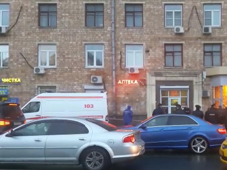ВМоскве арестован обвиняемый вубийстве фармацевта ВИДЕО
