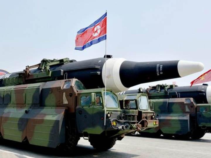 Запущенная КНДР ракета непокидала территории Северной Кореи