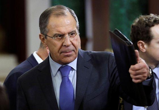 Сергей Лавров: Россия подчеркивает, что готова сотрудничать сСША поСирии