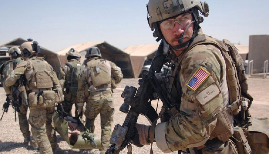 Границу между Турцией иСирией начали патрулировать военнослужащие США