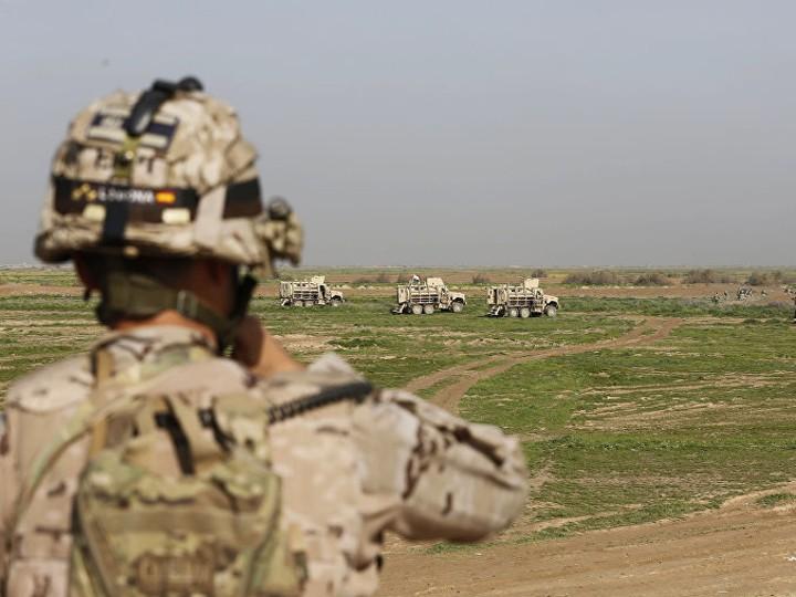 Военнослужащий США погиб врайоне Мосула из-за подрыва взрывного устройства