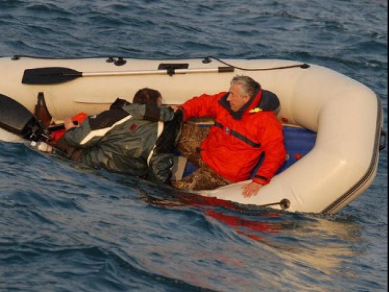 при каком ветре можно выходить на лодке