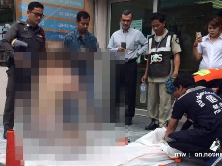 Полиция Бангкока выясняет личность человека, который устроил самосожжение перед иранским посольством