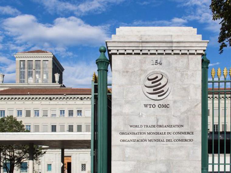 Россия подала вВТО иск всвязисвводимыми Украиной ограничениями