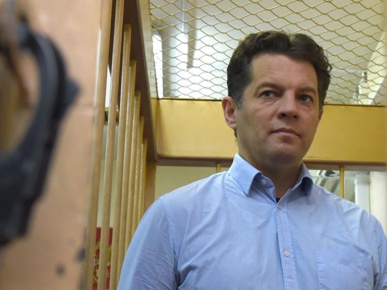 9-летний сын украинского шпиона просит Кремль помиловать отца